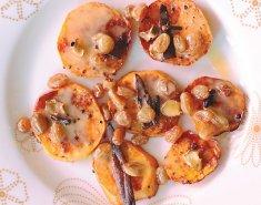 Γλυκοπατάτες με κανέλα & σταφίδες - Images