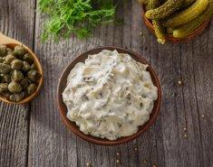 Υγιεινή σάλτσα ταρτάρ - Images