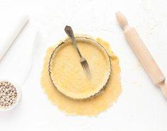 Ζύμη για γλυκιά τάρτα (Pate sucree) - Images