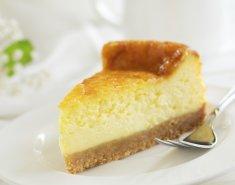 Αμερικάνικο cheesecake φούρνου - Images