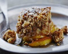 Apple crumble - Images