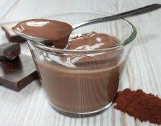 Μους σοκολάτας γάλακτος  - Images