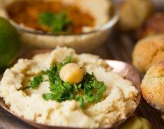 Λιβανέζικα φαλάφελ με χούμους  - Images