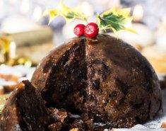 Κλασσική χριστουγεννιάτικη πουτίγκα - Images