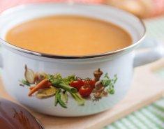 Σούπα με πορτοκάλι και καρότο  - Images