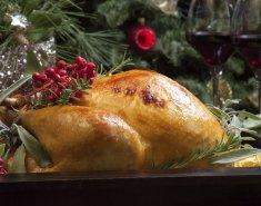 Γιορτινή γαλοπούλα γεμιστή  - Images