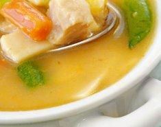 Κοτόσουπα με καλαμπόκι - Images