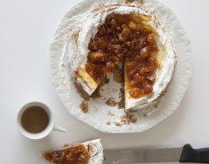 Ελληνικό cheesecake με σύκα - Images
