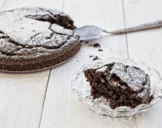 Συνταγή για νηστίσιμο κέικ σοκολάτας - Images