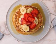 Vegan pancakes - Images
