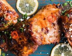 Κοτόπουλο με πατατούλες στο φούρνο - Images